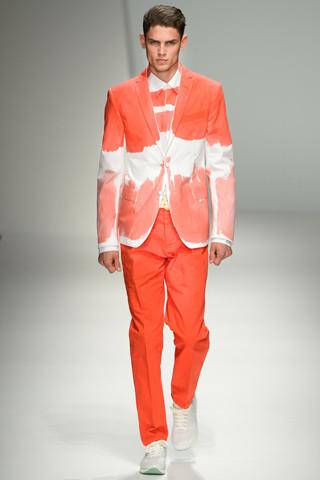 Неделя мужской моды в Милане: День 2. Изображение № 24.