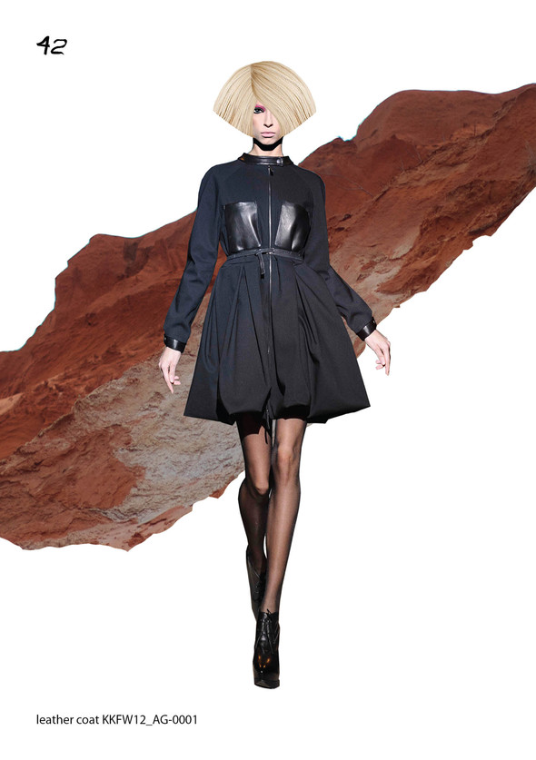 Kamenskayakononova, fall/winter 2012-13. Изображение № 35.