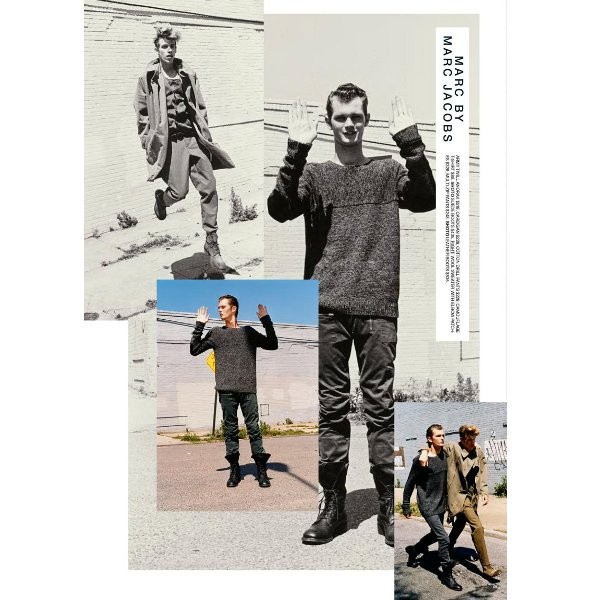 Мужские лукбуки: Hermes, Barneys и Rick Owens. Изображение № 15.
