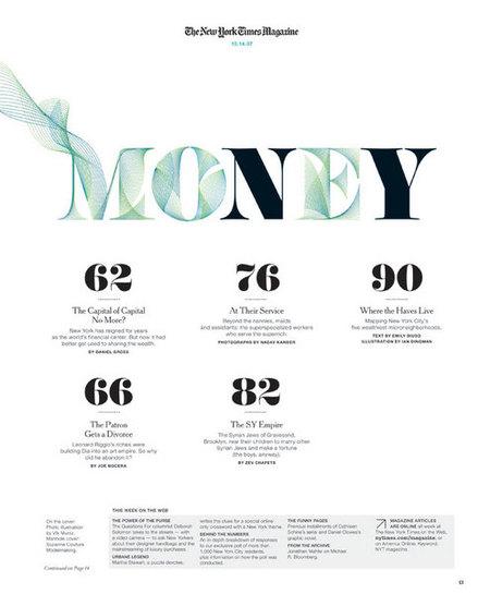 Лучший журнальный дизайн Серебро. Изображение № 12.