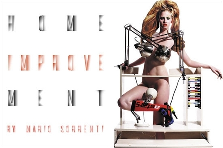 Home Improvement by Mario Sorrenti. Изображение № 1.