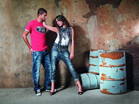 Garcia Jeans. Изображение № 2.