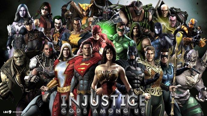 DC Comics готовит вторую часть файтинга Injustice: Gods Among Us. Изображение № 1.