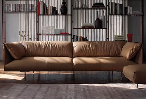 Модный диван John-John от Poltrona Frau. Изображение № 4.