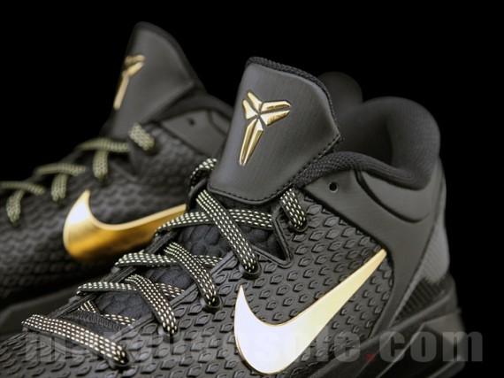 Nike Zoom Kobe VII Elite. Изображение № 7.