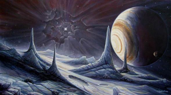 Вселенная Сергея Крайнева. Изображение № 3.