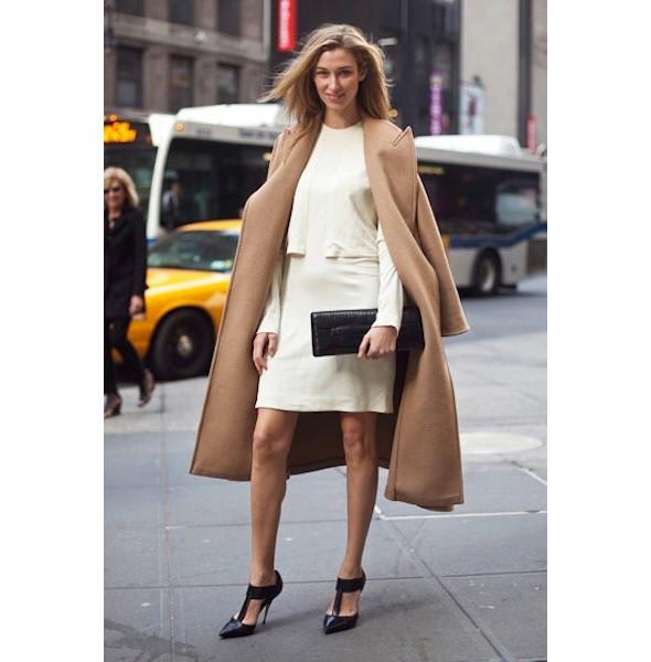 Изображение 22. На полях: 10 тенденций уличного стиля с прошедших недель моды.. Изображение № 22.