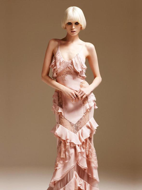 Изображение 132. Лукбуки: Atelier Versace, Sandro, Sonia by Sonia Rykiel и другие.. Изображение № 21.