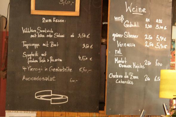Изображение 8. Берлинские кафе.. Изображение № 14.