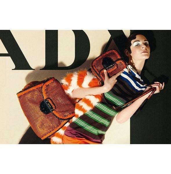 Изображение 36. Рекламные кампании: Lanvin, Prada, Balenciaga и другие.. Изображение № 14.