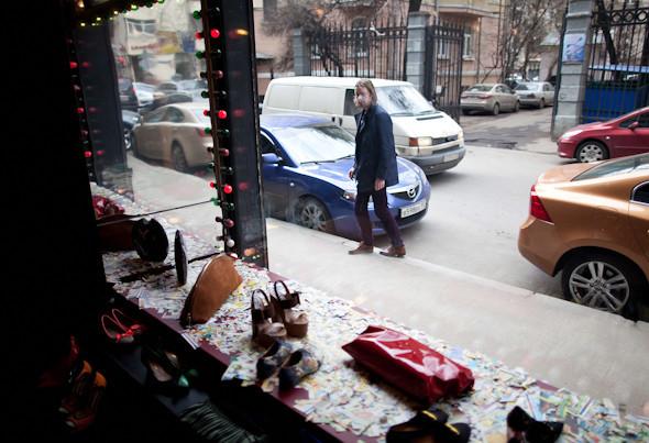 День с Питером Йенсеном: Разговоры о ретейле и шопинг в Москве. Изображение № 12.