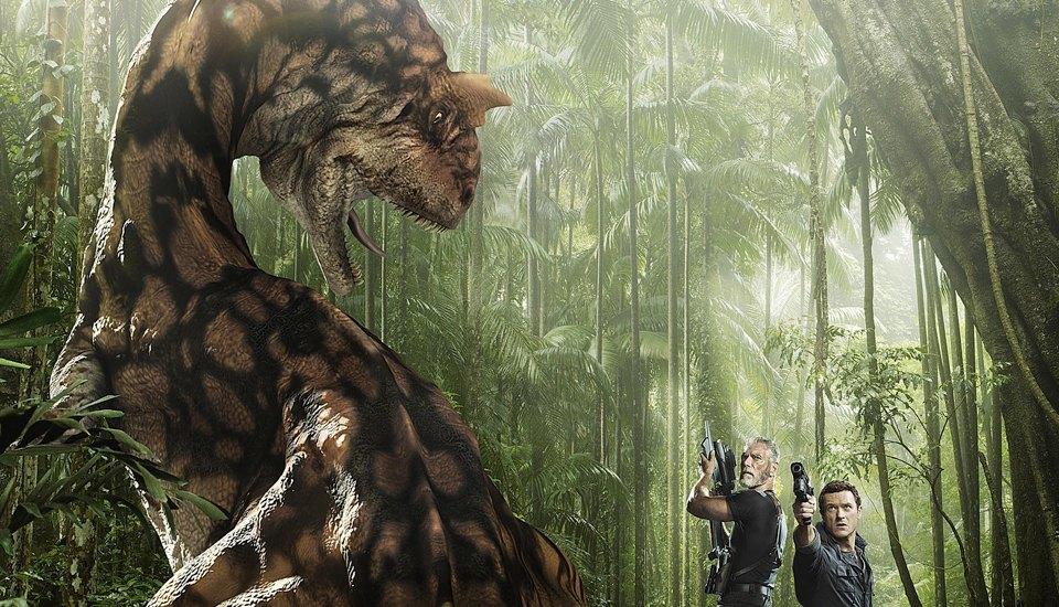 Как менялись динозавры  в кино. Изображение № 11.