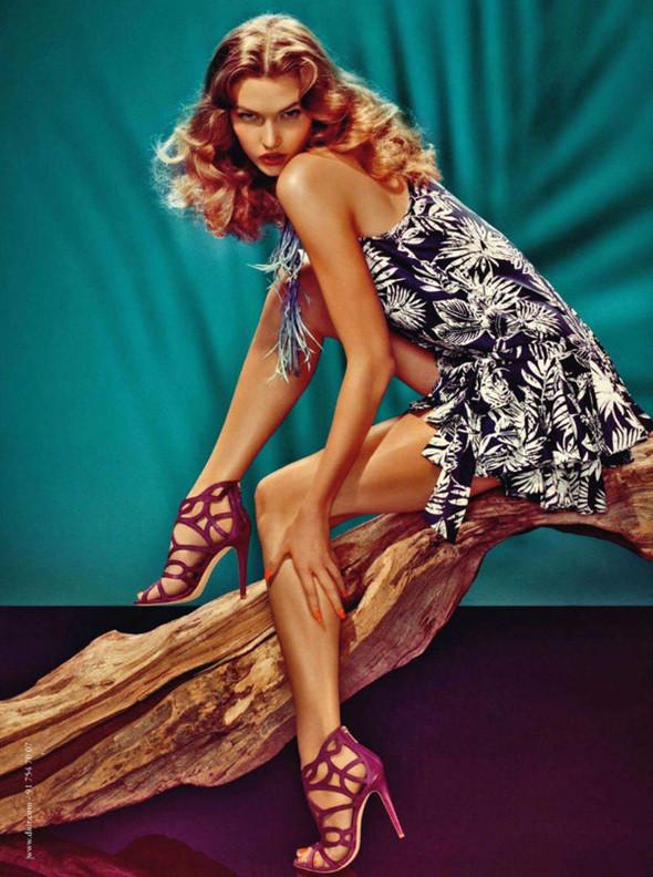 Изображение 2. Рекламная компания весна Dior.. Изображение № 2.