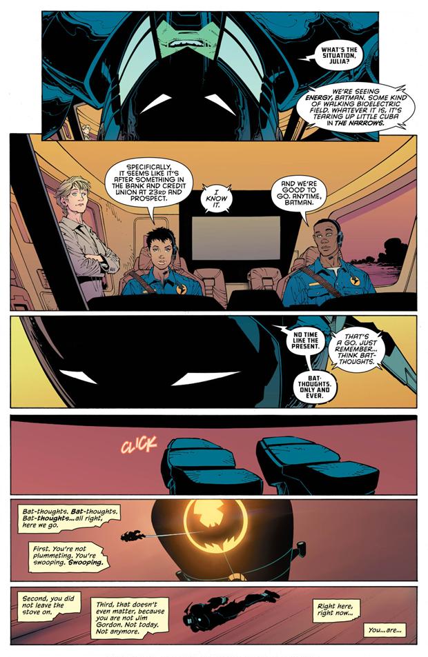 В комиксах новым Бэтменом стал комиссар Гордон. Изображение № 3.