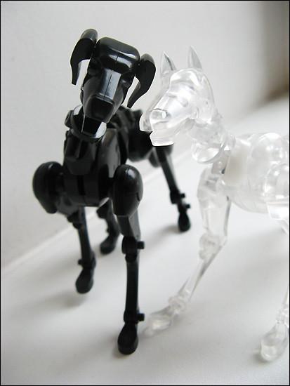 Шарнирные собачки изЯпонии. Изображение № 1.