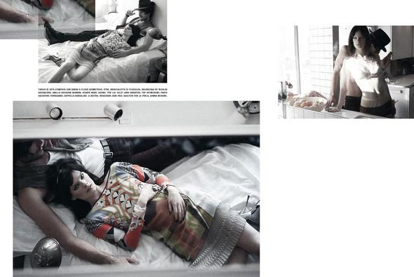 Съёмка: Кверелле Янсен для Vogue. Изображение № 12.