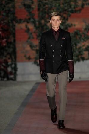 Неделя моды в NY. Tommy Hilfiger F/W 12/13. Изображение № 1.