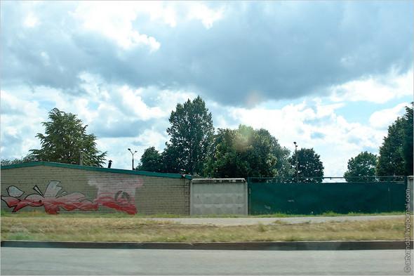 Стрит-арт и граффити Риги. Изображение № 3.