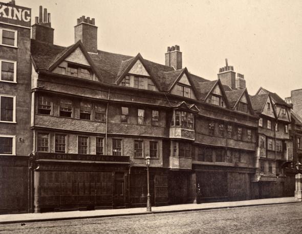 Призраки старого Лондона. Изображение № 12.
