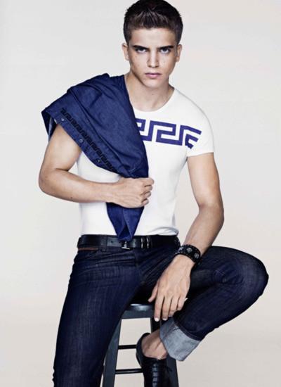 Превью кампаний: Versace for H&M, Topshop и другие. Изображение № 1.