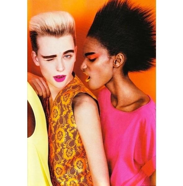 Изображение 16. Съемки: AnOther, POP, Vogue и другие.. Изображение № 16.