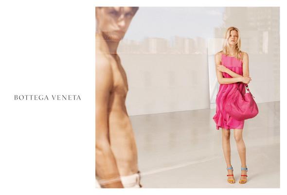 Кампания: Bottega Veneta Resort 2012. Изображение № 4.