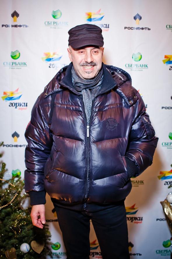 Открытие зимнего сезона на катке «Горки-Город» на Патриарших прудах. Изображение № 6.