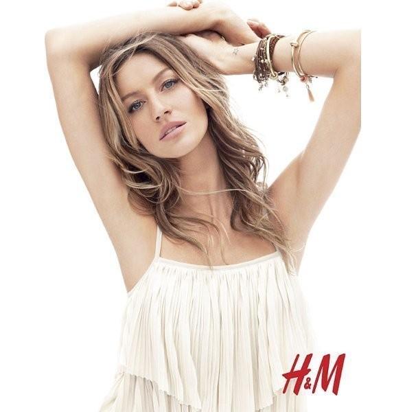 Изображение 22. Рекламные кампании: H&M, Levi's и другие.. Изображение № 21.