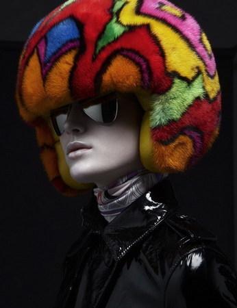 Цветная зима веселых шапАчек. Изображение № 4.