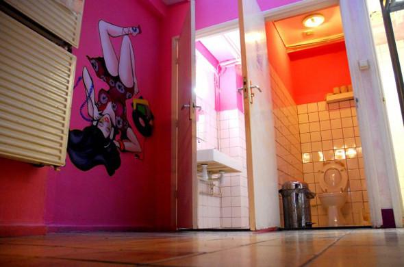10 европейских хостелов, в которых приятно находиться. Изображение № 43.