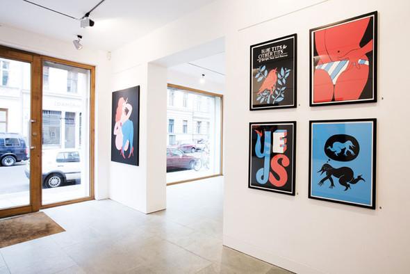 Parra вPool Gallery (Берлин). Изображение № 30.