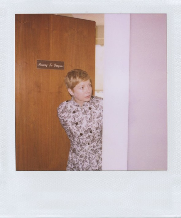 Лукбук: Мишель Уильямс для Boy by Band of Outsiders SS 2012. Изображение № 15.