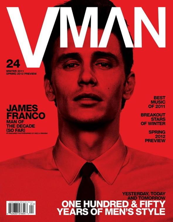 Обложки: V Man, Playing Fashion и другие. Изображение № 2.