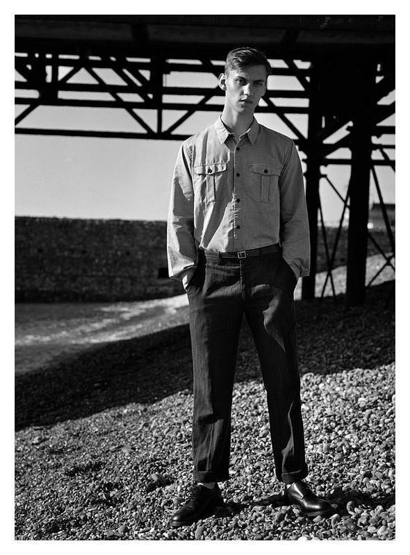 Мужские рекламные кампании: Zara, H&M, Bally и другие. Изображение № 36.