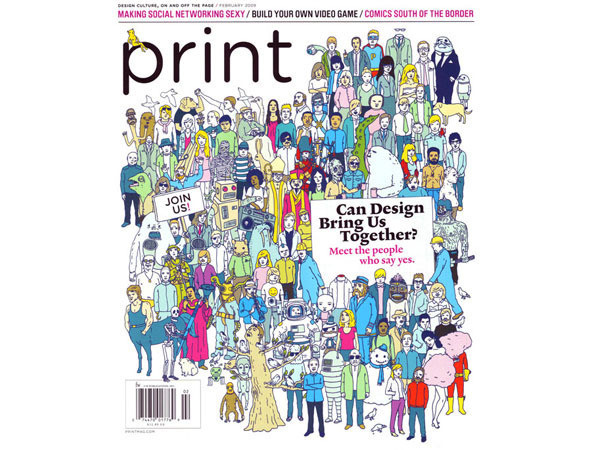 Изображение 46. Журналы недели: 6 популярных изданий о графическом дизайне.. Изображение № 49.