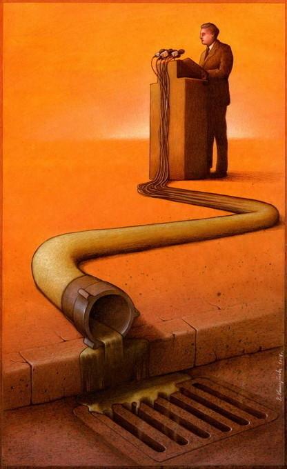 Изображение 34. Карикатурист Pawel Kuczynski.. Изображение № 34.