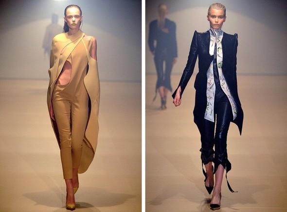 Показы Paris Fashion Week SS 2012: День 2. Изображение № 12.