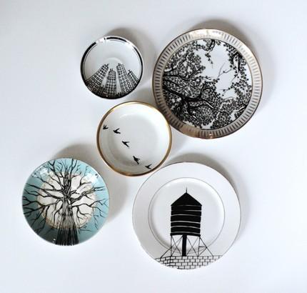 Графическая посуда. Изображение № 25.