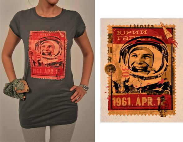 Дизайнерские футболки отT-store. Изображение № 20.
