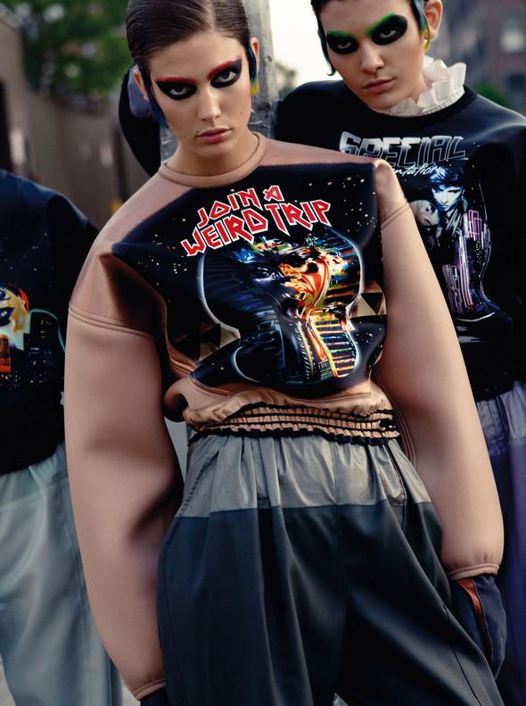 Съёмки: 25, Dazed & Confused, Vogue и другие. Изображение № 50.