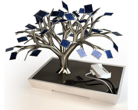 PhotonSynthesis — дерево дляподзарядки. Изображение № 1.