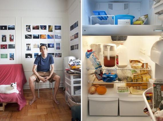 Изображение 1. Душа в холодильнике.. Изображение № 1.