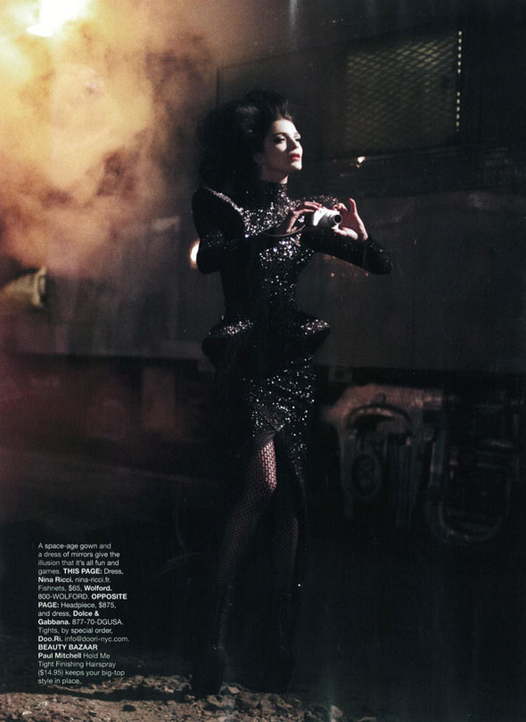 Fashion Fantasy byPeter Lindbergh. Изображение № 6.