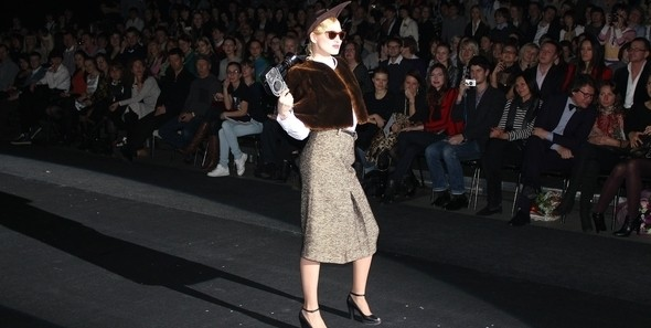 Изображение 7. 2ой день Volvo Fashion Week.. Изображение № 7.
