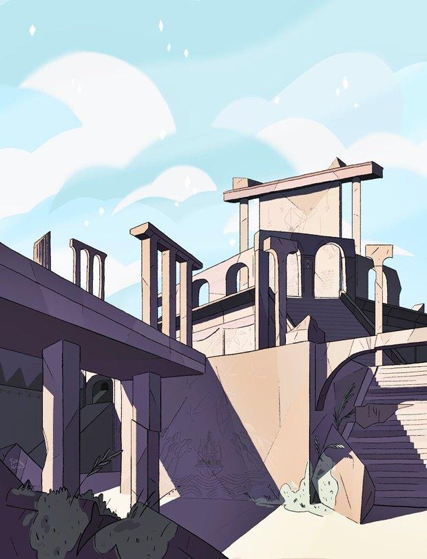 Анимация дня: фэнтезийный ролик про любовь и побег. Изображение № 25.
