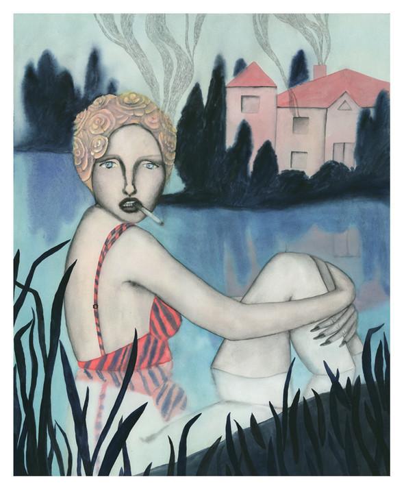 Иллюстрации Riikka Sormunen. Изображение № 18.