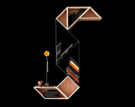 Геометрия книжных полок. Изображение № 6.