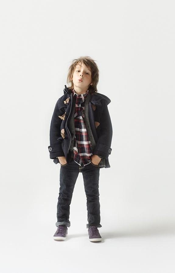 Детки от Zara. Изображение № 7.