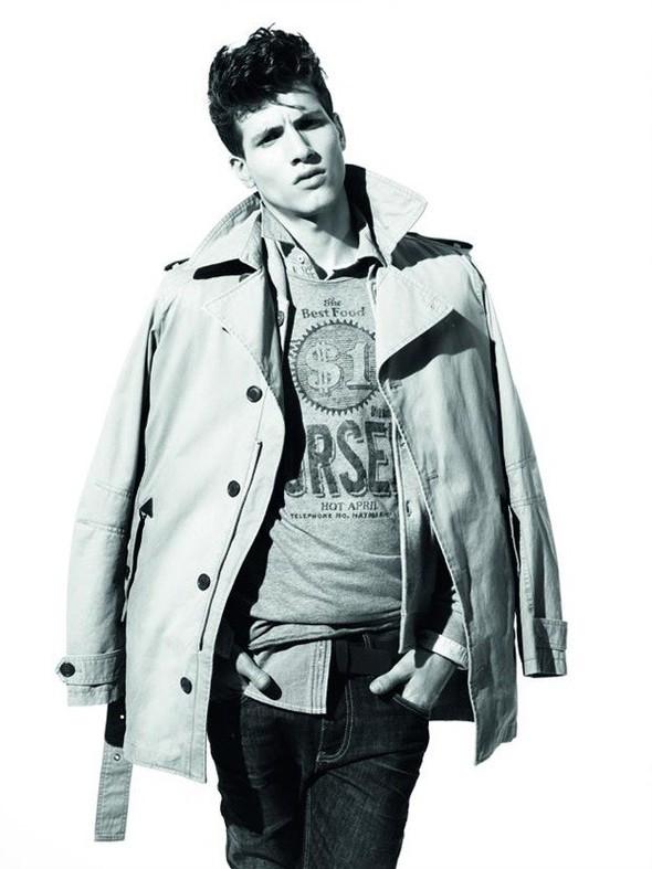 Лукбук: Pull & Bear FW 2011 Men's Trends. Изображение № 5.