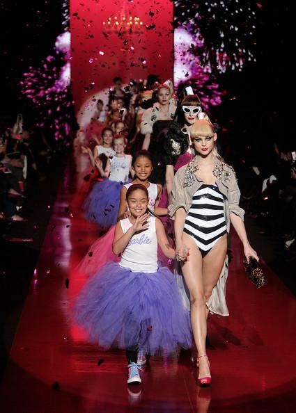 Модное Barbie шоу!. Изображение № 25.